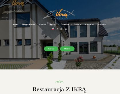 Our new site
